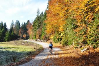 National Parks Cycling and Hiking Guided Tour Zagreb-Split 7nts (Saturdays; on request)