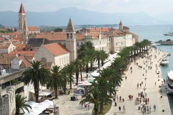 Croatia & The Dalmatian Coast Small Group Tour; Split to Dubrovnik with Kotor Excursion 8nts