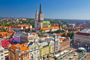 Croatia Capital, Lakes & Island Hopping; Zagreb Plitvice Split Hvar Korcula Dubrovnik 9nts