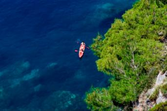Elaphite Islands Short Break Kayaking Tour 4nts