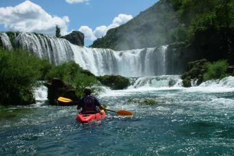 River Kayaking Discovery Adventure Tour Zagreb to Zagreb 7nts (Saturdays; on request)