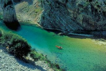 River to Sea Canoeing Guided Camping Tour Split to Split 4nts (Saturdays; on request)