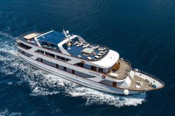 Deluxe Elegance Cruise from Split to Split on MS Kapetan Bota 7nts (Saturdays)