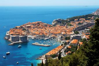 Island Hopping; Dubrovnik 3 nights, Korcula 2 nights, Hvar 1 night, Split 1 night (7nts northbound)