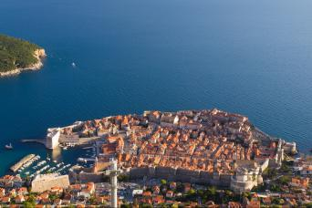 Croatian Winter Wonderland Escorted Small Group Tour; Zagreb to Dubrovnik 6nts (Jan-March)