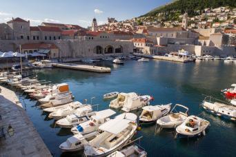 Croatia Multi-Sports Escorted Small Group Tour; Split to Split 9nts