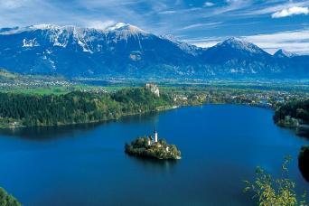Split to Plitvice Lakes, Postojna Cave, Bled, Ljubljana and to Zagreb 5nts (Independent Tour)