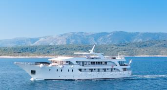 Deluxe Superior Gay Cruise from Split to Split 7nts (Saturday)  15Aug2020 / 14Aug2021