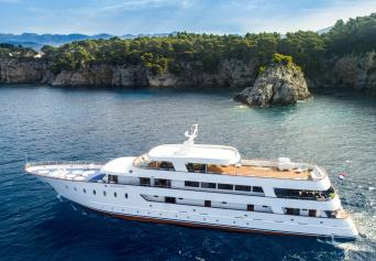 Premium Superior Cruise from Split to Split on MS Adriatic Pearl 7nts (Saturdays)