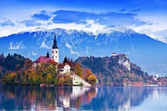 Zagreb to Ljubljana, Lake Bled, Postojna Cave, Plitvice Lakes and to Split 5nts (Independent Tour)