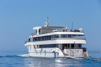 Cruise/Tour; Zagreb to Split Tour, and Deluxe Cruise Split to Dubrovnik on MS Prestige 9nts