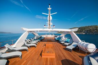 Deluxe Superior Dalmatian Paradise Cruise Split to Split 7nts (Saturdays)