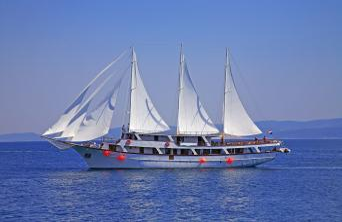 Mini-Cruise Dubrovnik to Split  - 5 nights, 6 days (Monday-Saturday)
