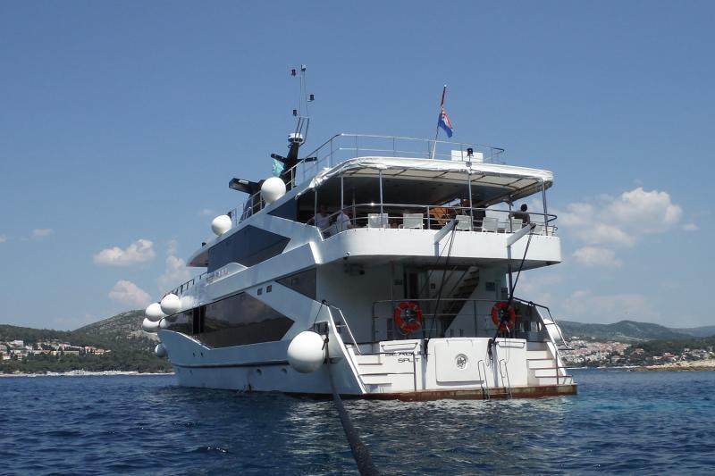 MS Pape Prvi PREM Ship (example)