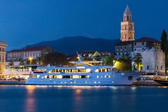 Northern Gems Cruise Split to Zadar and back to Split 7nts (Saturdays)