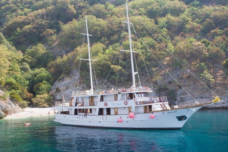 MV Antonela (PREM example)