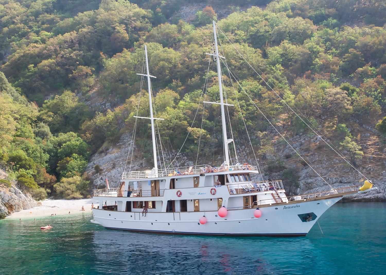 MV Antonela (PREM Ship) example