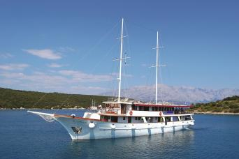 Bike & Boat Premium Superior Cruise Dubrovnik to Split on MS Harmonia 7nts (Sundays)