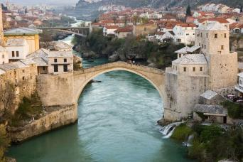 Explore Croatia, Bosnia and Serbia Escorted Coach Tour, Dubrovnik to Dubrovnik 7nts (Sundays)
