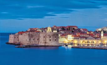 The Balkans; Croatia, Montenegro, Albania & Macedonia Tour Dubrovnik to Dubrovnik 7nts (Sundays)