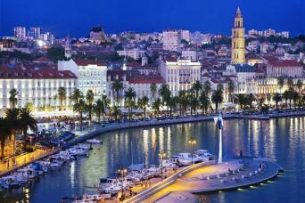 Island Hopping; Split Hvar Korcula Dubrovnik 8nts