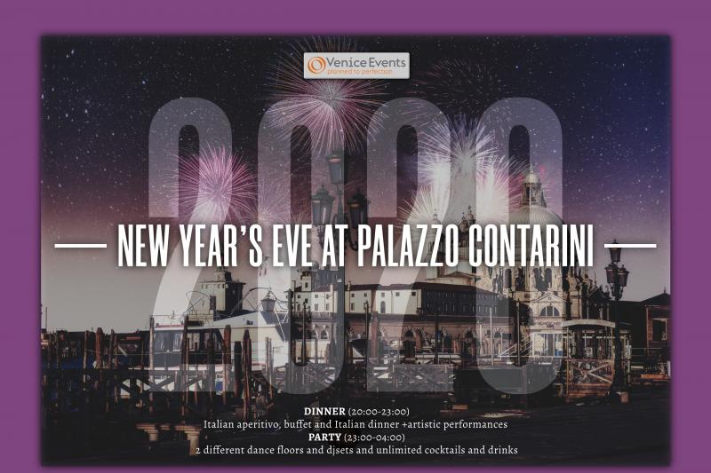 New Years Eve 2020 Events.Venice Events New Year S Eve 2020 At Palazzo Contarini