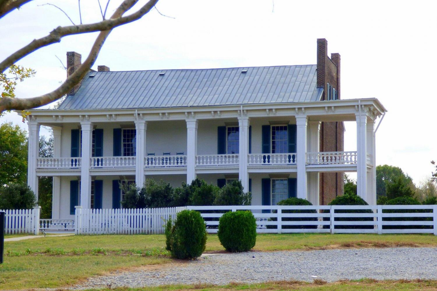 Tour the Carnton Plantation