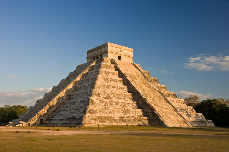 Chichen Itza Deluxe Tour From Cancun Small Group