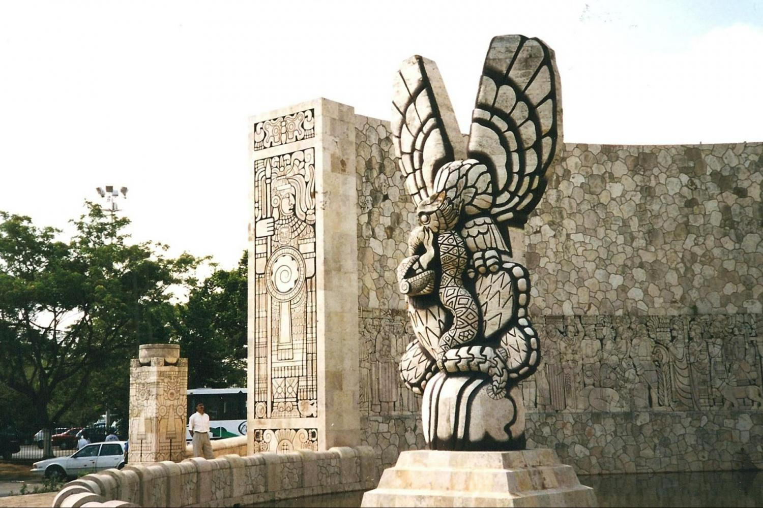 Chichen Itza Plus Uxmal & Kabah or Uxmal Light & Sound Show Combo