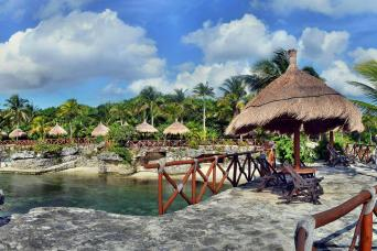 Xcaret Eco-Waterpark Excursion From Cancun