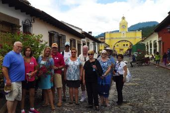 Gray Line Antigua Guatemala & Surrounding Villas Full Day Tour from Antigua Guatemala