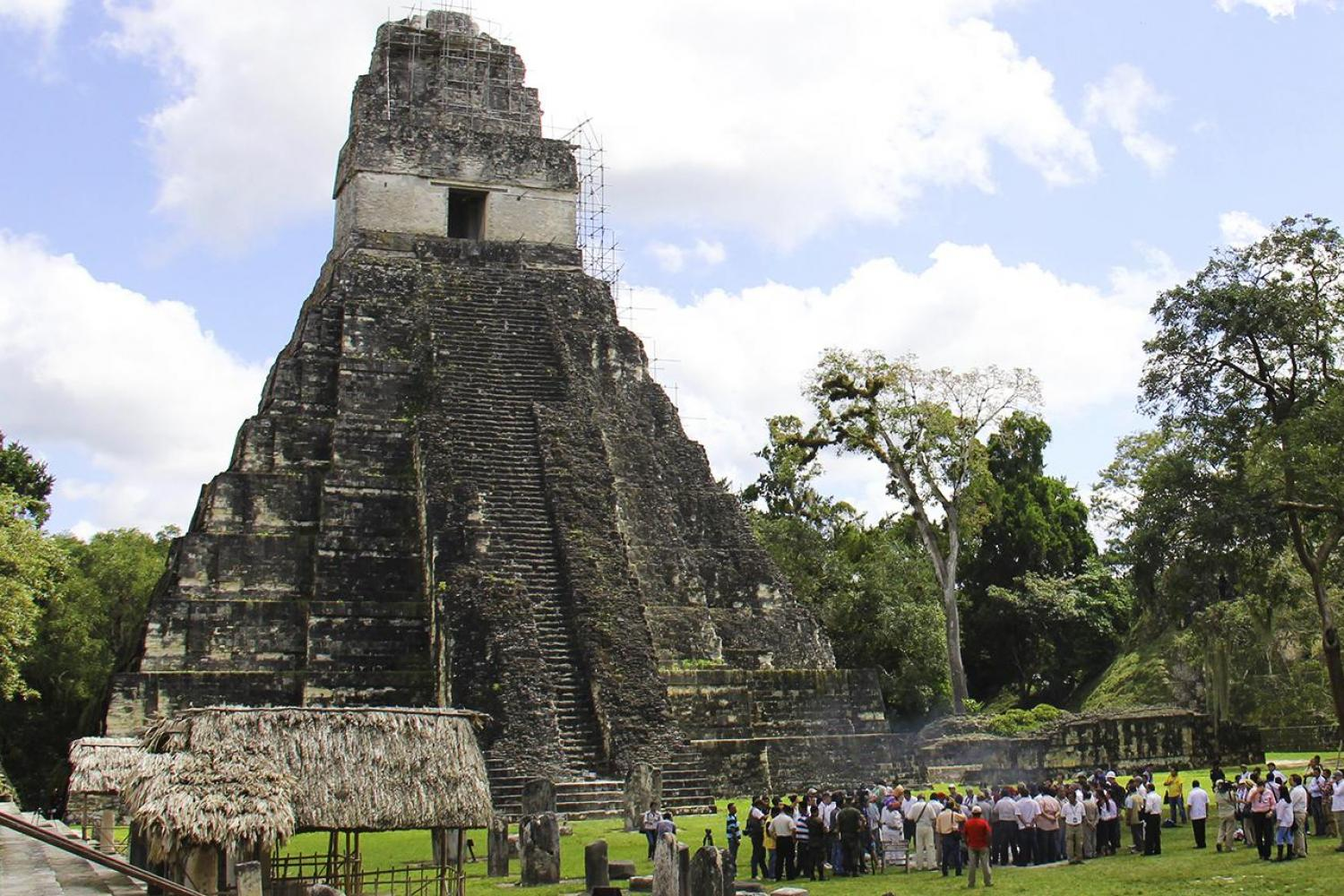 UNESCO JEWELS: Tikal Tour Full Day by Air From Guatemala City