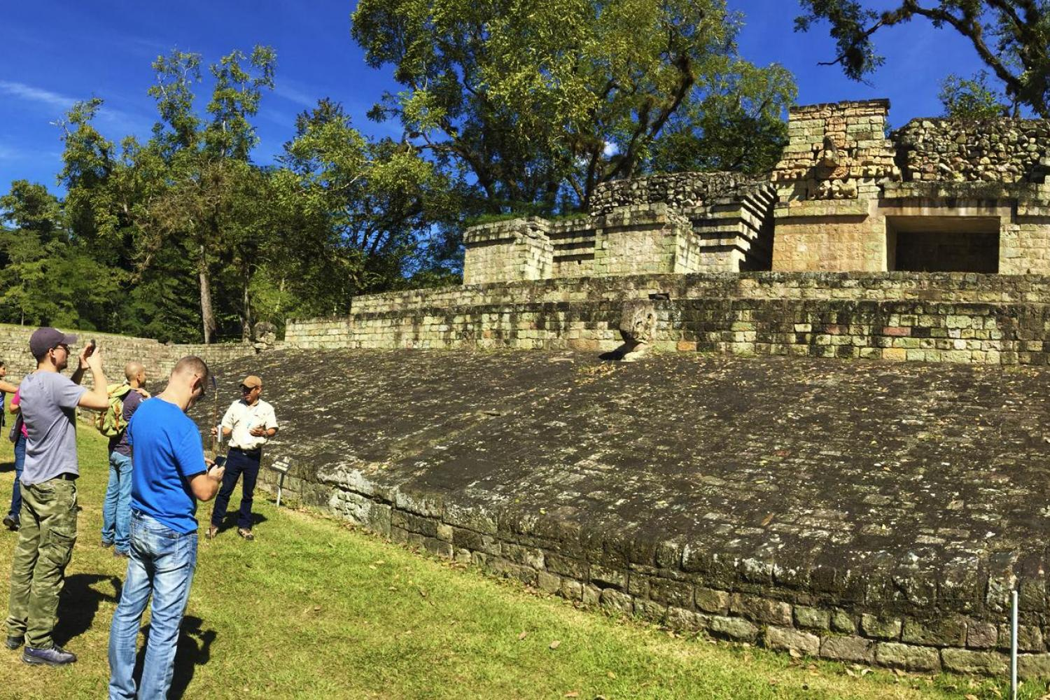 Copan Ruins Full Day Tour From Guatemala City