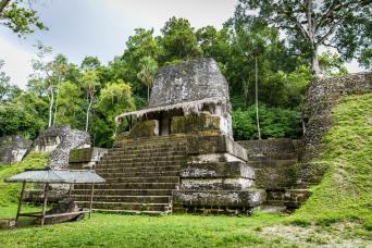 Gray Line 4 Days Guatemala Tour: Antigua Guatemala & Tikal Ruins