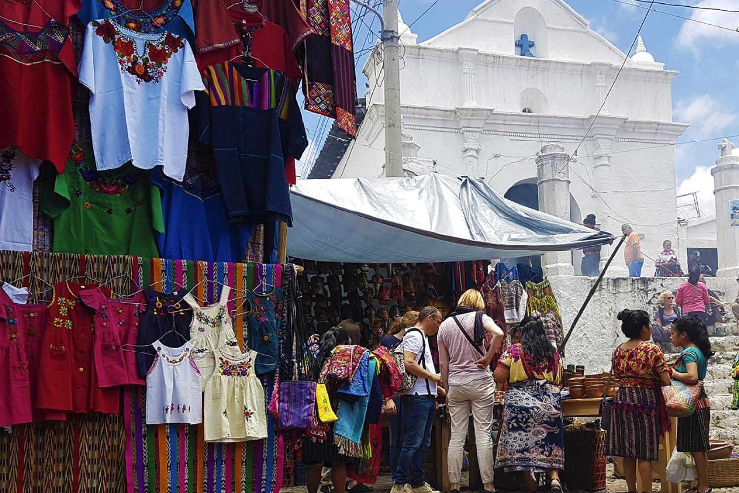 Chichicastenango Tour & Lake Atitlan 2 Days / 1 Night, From Guatemala City