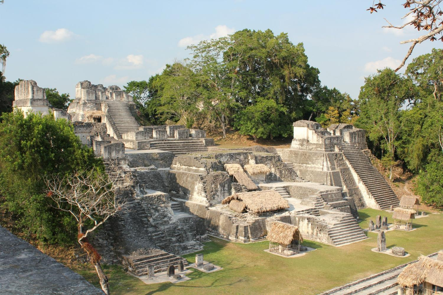 Mayan Ruins Tikal & Yaxha Tour 2 Days / 1 Night, from Antigua Guatemala