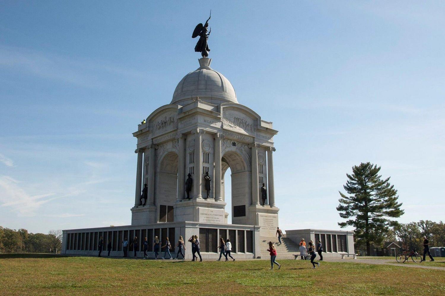 Gray Line's Gettysburg Battle Tour with Lunch