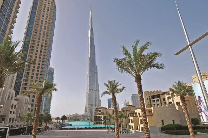 Dubai City Tour With Burj Khalifa From Abu Dhabi