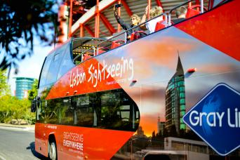 Gray Line Lisbon Sightseeing Hop On Hop Off - 3 Lines for 48 Hours