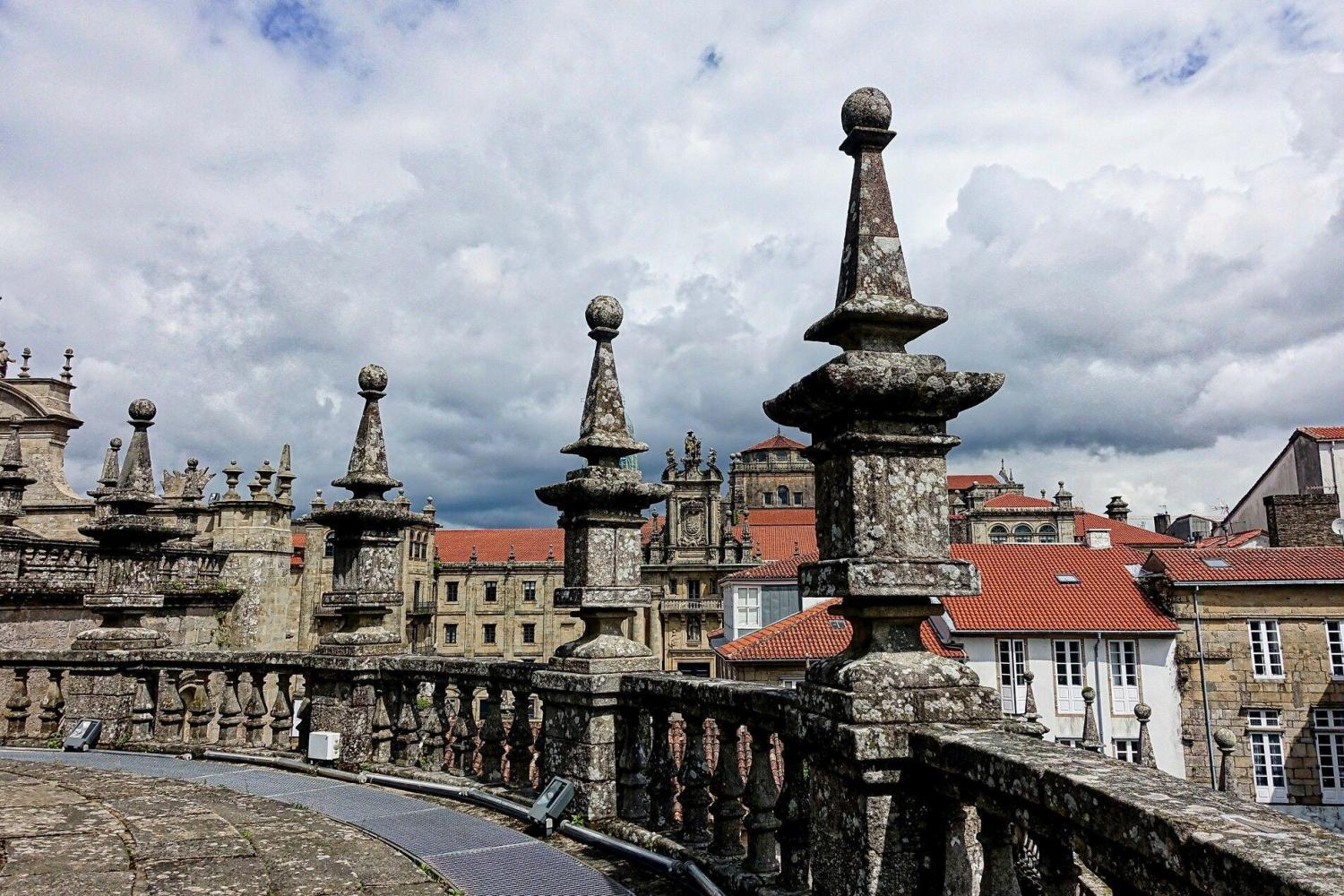Make the journey that millions have made before you to Santiago de Compostela