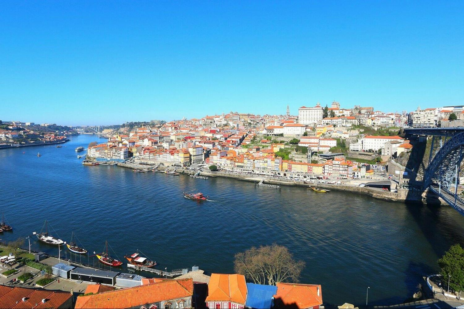 "Experience Oporto, ""the beautiful lady"" of Portugal"