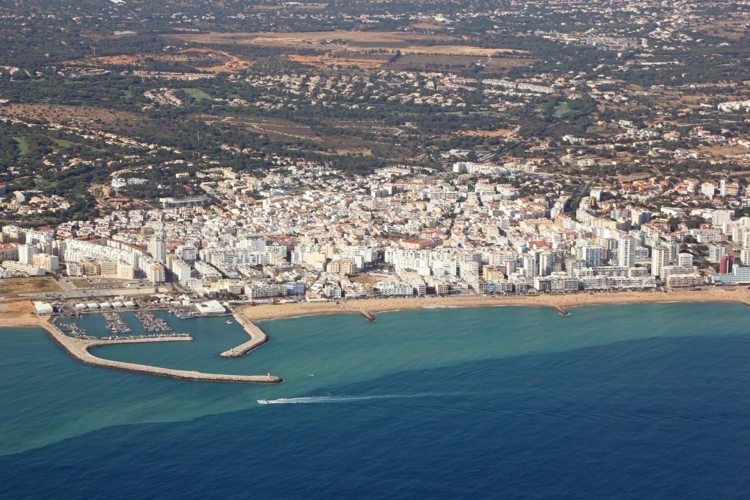 Traditional Algarve Full Day from Quarteira
