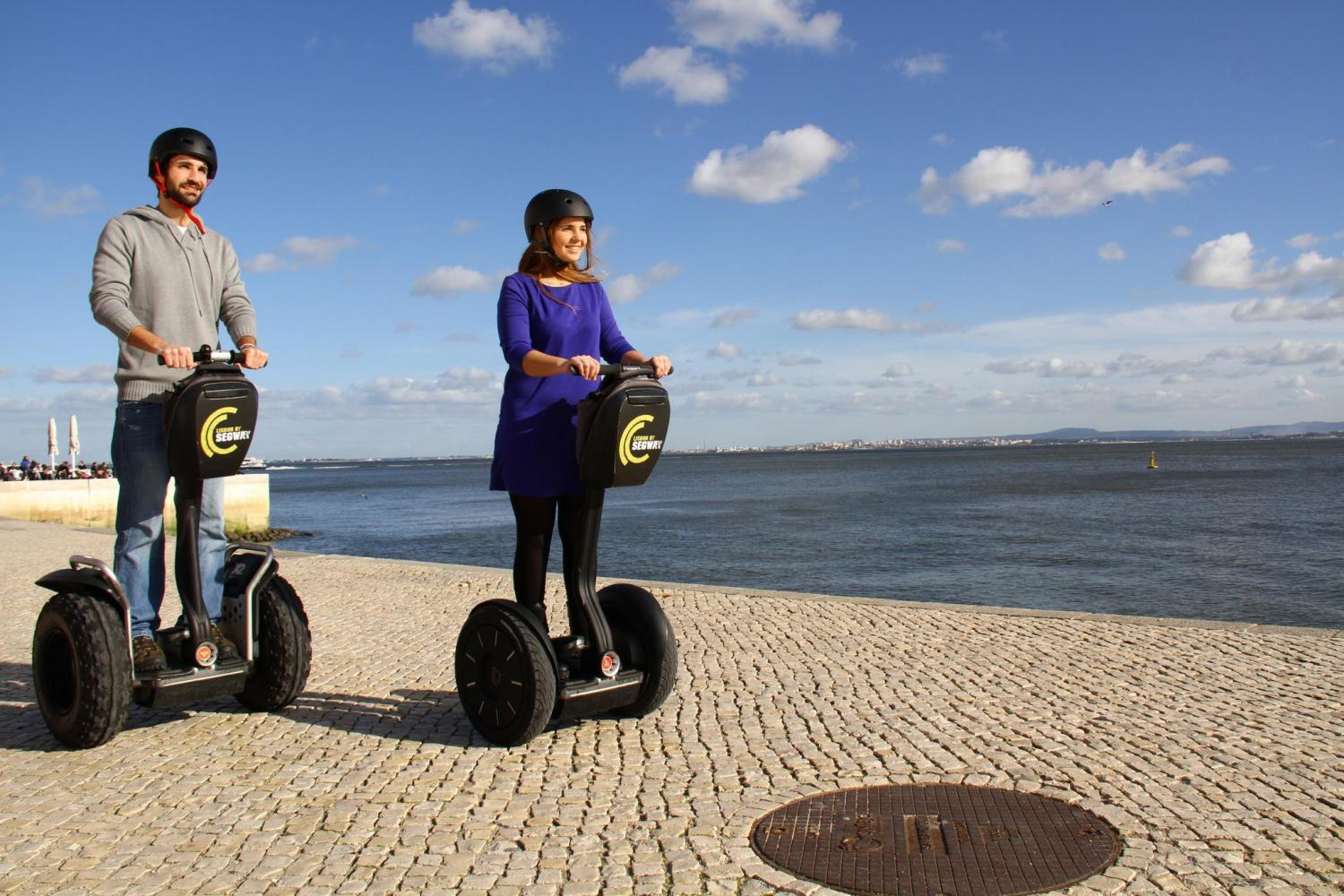 Lisbon Sightseeing Hop On Hop Off - Combined Tour of Two Days & Segway