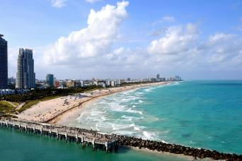 Gray Line One Day Miami Tour With Transportation From Orlando