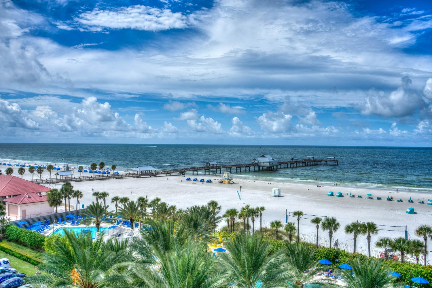 Clearwater Beach Bus Tour From Orlando