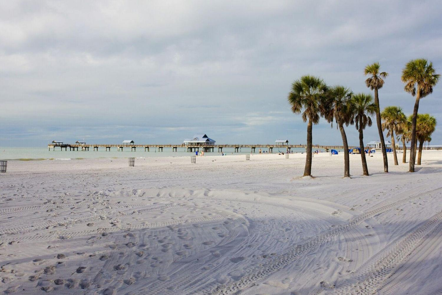 Clearwater Beach Day Trip With Lunch Included