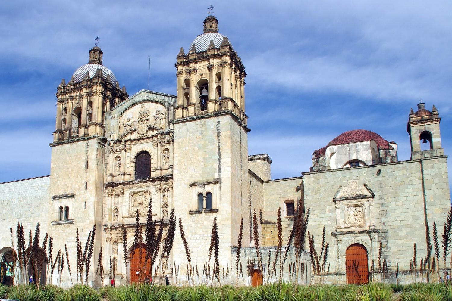 Visit the most historical sites of Oaxaca City