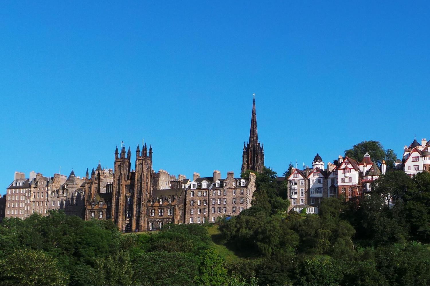Day Trip To Edinburgh From London With Hotel Transfer