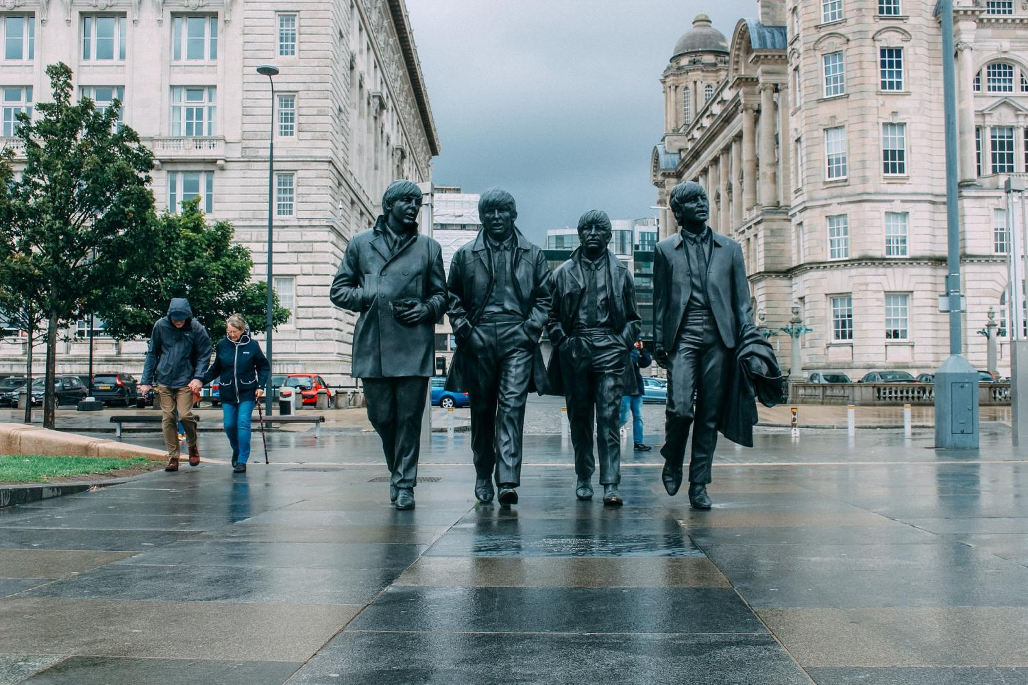 The Beatles and Day Trip to Liverpool