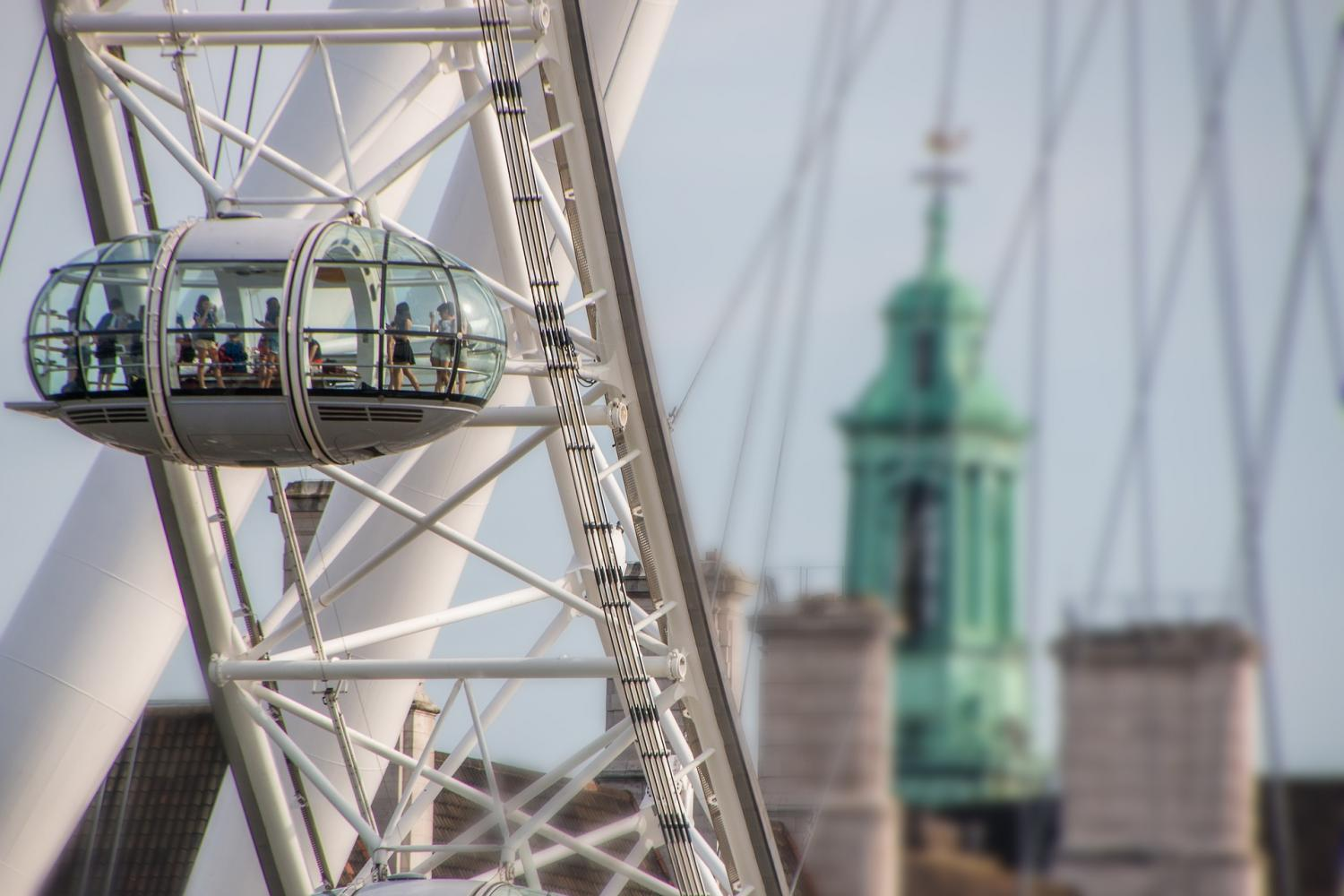 Full-Day London Experience & London Eye